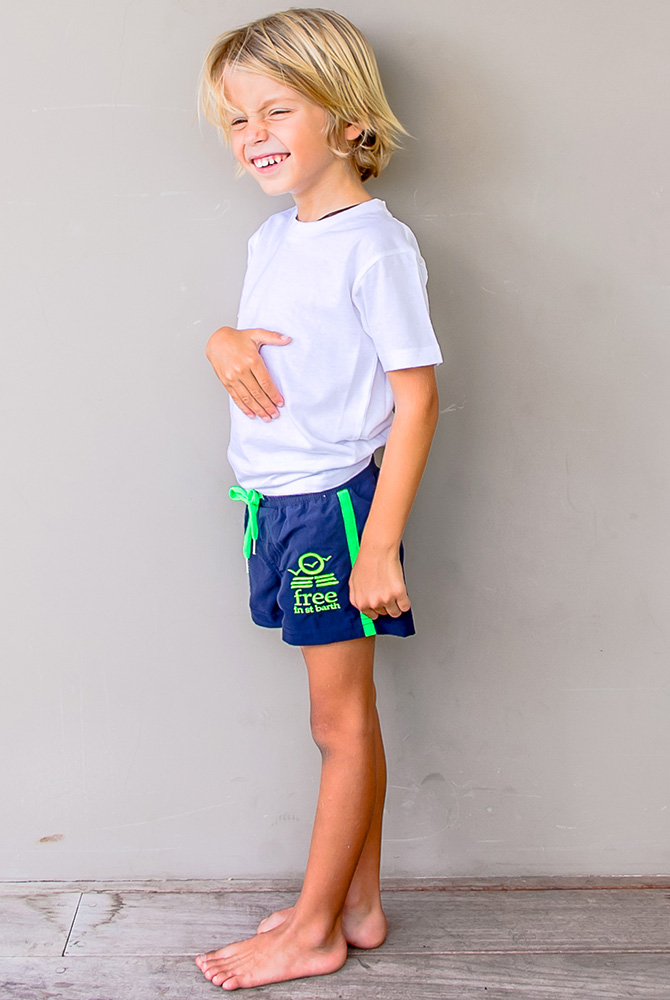 Swim short | Boys Collection | Free in St Barth