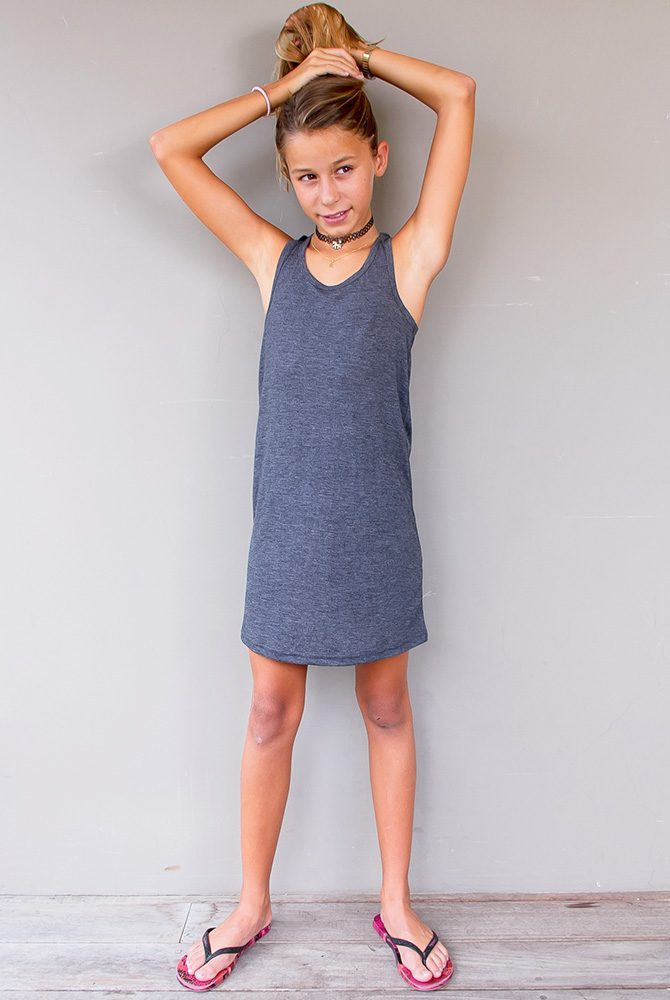 Lili Kids Dress | Girls Collection | Free in St Barth