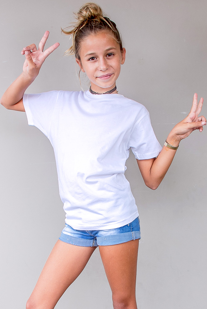 Tao Tees Kids | Girls Collection | Free in St Barth