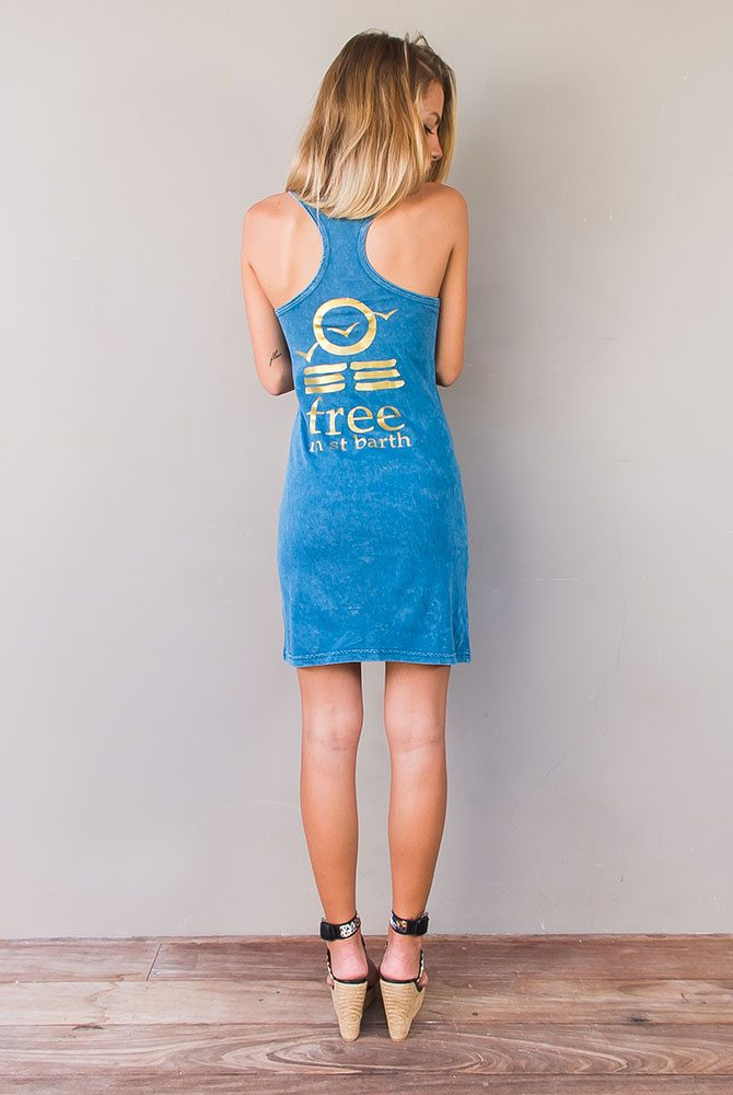 Anita Dress | women collection | FREE IN ST BARTH | Lifestyle
