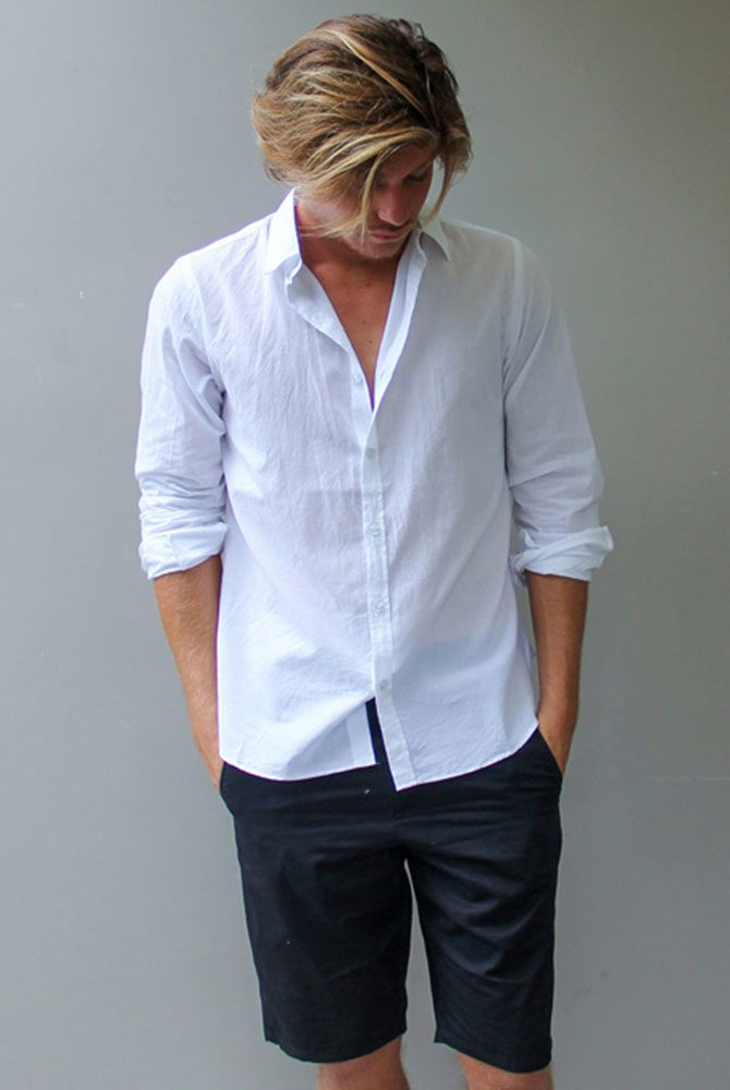 morgan shirt | unisex collection | st barts lifestyle | free in st barth