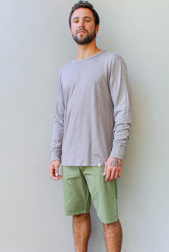 Free in St Barth | Mike long sleeve tee