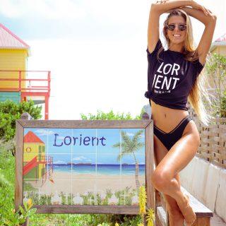 Sunday : BEACH day 💦💛 👸🏼: @loulangy  . . . #freeinstbarth #stbarts #stbarth #sbh #localbrand #beachlover #islandgirl #goodmood #lorientbeach #addictedtoparadise #endlessummer #onlygoodvibes