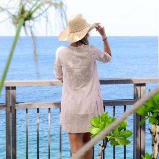 Enjoy the sea... 💦🤩☀️ . . . #freeinstbarth #stbarts #stbarth #sbh #localbrand #islandgirl #islandmood #beachlover #addictedtoparadise #annedress #endlesssummer